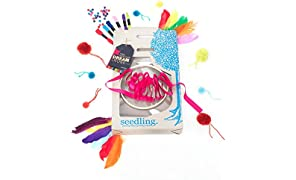 Seedling Make Your Own Dreamcatcher Activity Kit