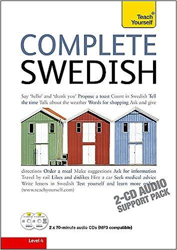 Listen /& Learn Swedish CD Edition