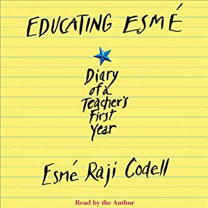 Educating Esme Audiobook