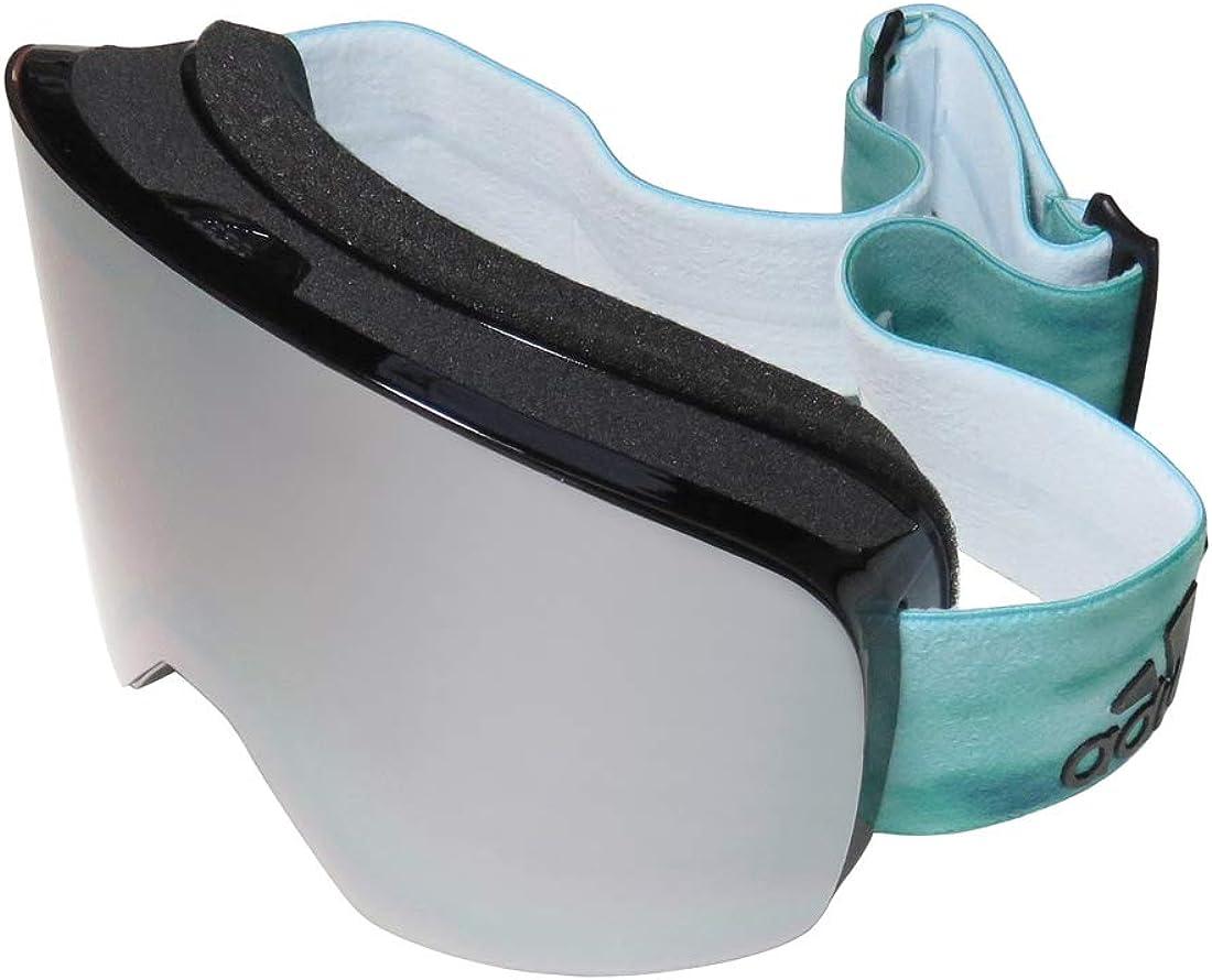 Adidas Ad80/50 Backland Mens/Womens Goggles Full-rim 100% UVA & UVB Lenses Sunglasses/Shades