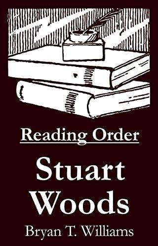 Stuart Woods - Reading Order Book - Complete Series Companion Checklist