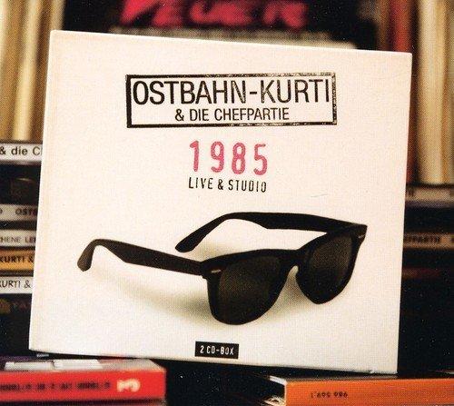 Ostbahn Kurti & Die Chefpartie - Live & Studio By Ostbahn Kurti & Chefpartie (2011-08-26) - Zortam Music