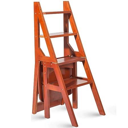 sgabello scaletta legno ikea