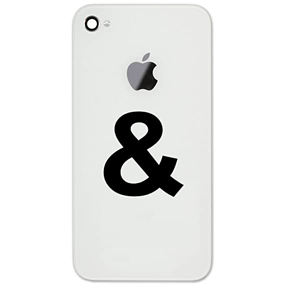 Amazon Ampersand And Sign Keyboard Character Vinyl Cell Phone