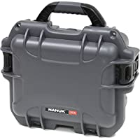 Nanuk 905-0007 905 Waterproof Hard Case, Empty, Graphite