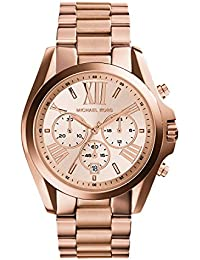 Roman Numeral Watch MK5503 Rose Gold