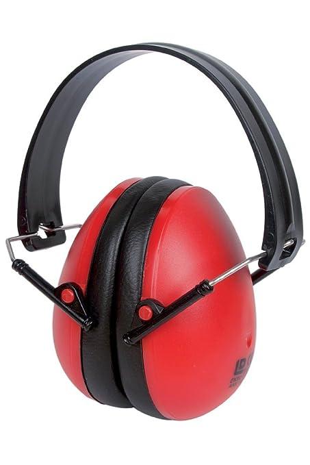 Wolfcraft 4865000 4865000-1 Cascos Anti-Ruido Compact, SNR 26 dB, DIN