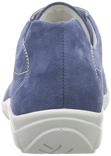 Semler Michelle - Brogue Mujer Azul - Blau (075 - navy)
