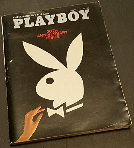1974 Magazine (Playboy Magazine - January, 1974)