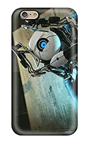 CaseyKBrown JjcUFxh3306TnctO Case For Iphone 6 With Nice Portal 2 Appearance