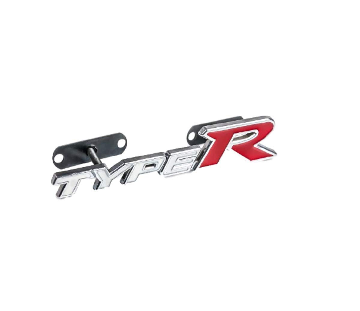 Type R badge grill