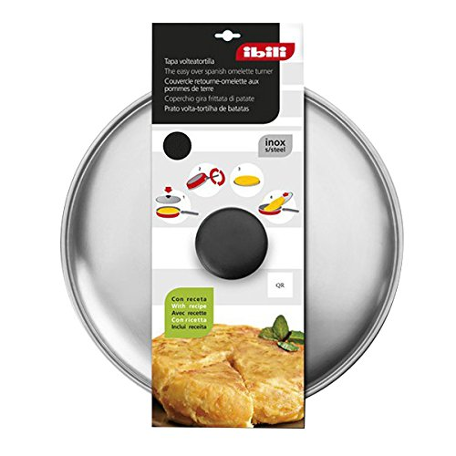 IBILI 715830 - Tapa Volteatortillas Inox 30 Cms. product image
