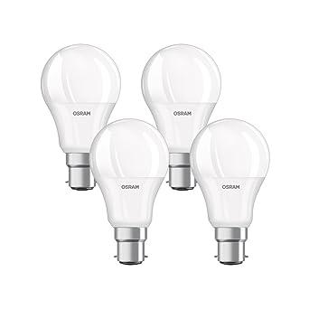 Osram Bombilla LED equivalente a 60 Vatios, mate, pack