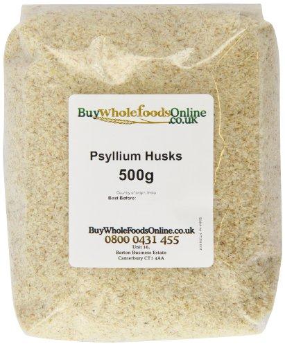 Buy Whole Foods Online Psyllium Husks 500 G Amazoncouk Grocery
