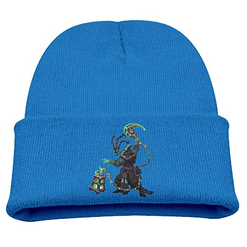 Cabrera Games Miguel (SHEAKA League Game League Baby's Knitted SkiingCap Hat RoyalBlue For Autumn And Winter)