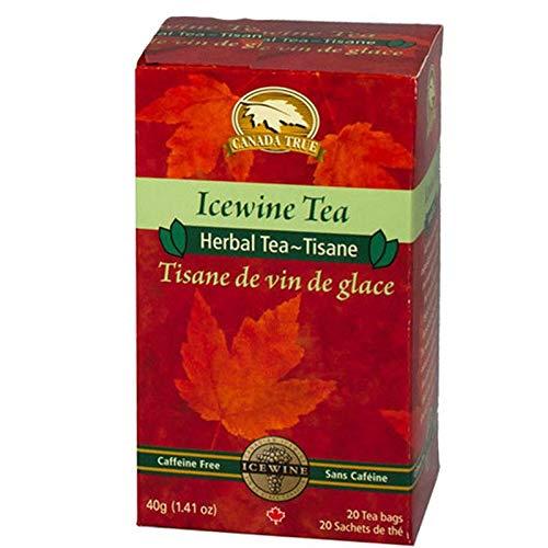 Canada True Icewine Tea, Herbal Tea - Tisane, 40g (1.41oz), Product of Canada ()