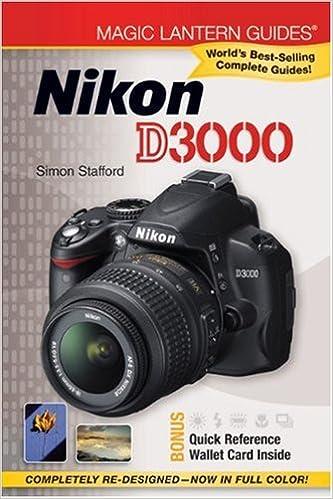 reference manual nikon d3000