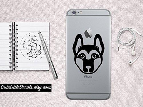 German shepherd decal cute dog decals custom dog animal decal macbook decals