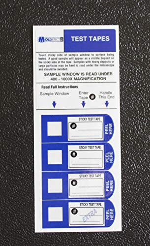 MOLDetect Three Sample Mold Test Kit W/ Accredited Analysis and Consulting by MOLDetect (Image #4)