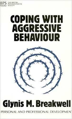 coping with aggressive behaviour personal and professional development