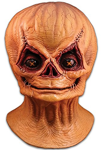 [Trick r Treat - SAM Unmasked Mask] (Sam Trick R Treat Costumes)