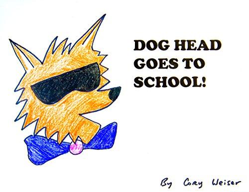 Dog Head Goes To School - To School Sunglasses