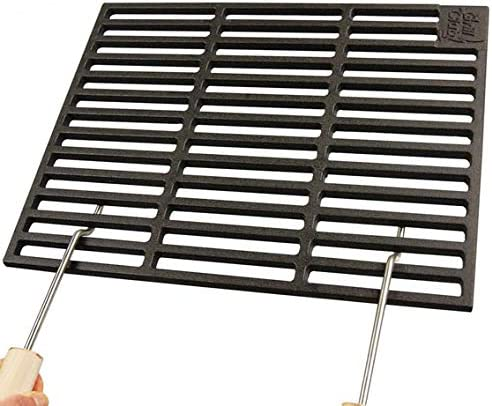 Stainless Steel Cooking Grate 67/x 40/cm Handmade With Handles Grill V2/A
