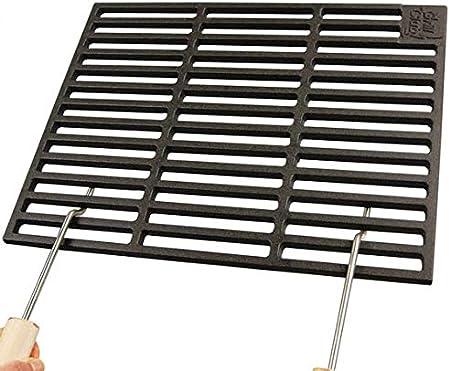'Grille Barbecue en fonte 53 x 38 cm