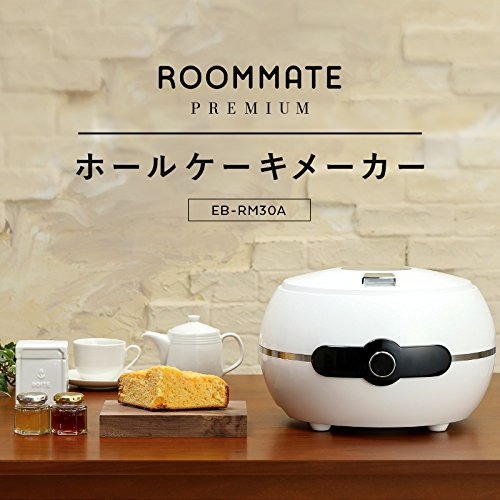 ROOMMATE Hall Cake Maker EB-RM30A【Japan Domestic genuine products】
