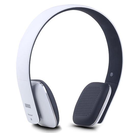 August EP636 - Auriculares Bluetooth de Diadema Casco Inalámbrico ...