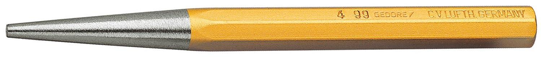 GEDORE 8709510 Botador c/ónico octogonal 120x10x5 mm