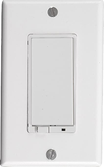 GE 45606 Z-Wave Technology 2-Way Dimmer Switch - Wall Dimmer ...