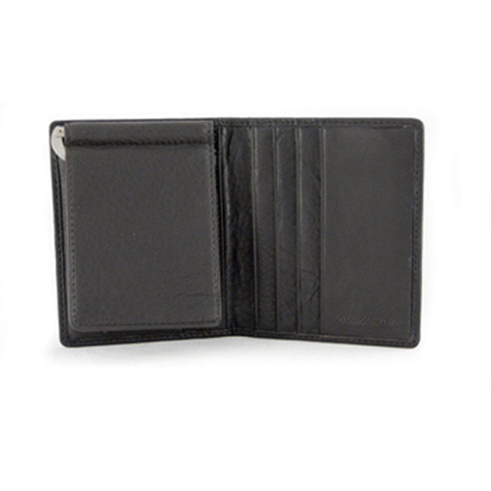 Black Osgoode Marley Mens Removable $ Clip Bifold Bifold Wallet