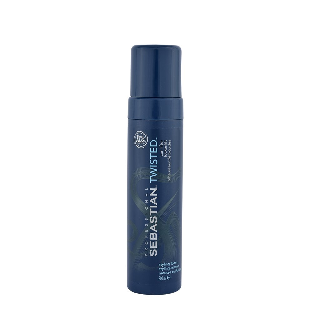 Sebastian Twisted Styling Foam 200ml - schiuma per ricci SBT071