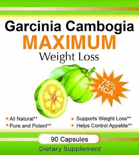 Garcinia Cambogia Maximum 75 Hca The Highest Hca Available 1 Most Potent Garcinia Cambogia