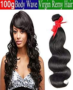 Amazon ecowboy body wave one bundle hair deal virgin hair hair extensions pmusecretfo Gallery
