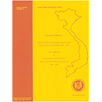 Essential Matters: History of the Cryptographic Branch of the People's Army of Vietnam 1945-1975