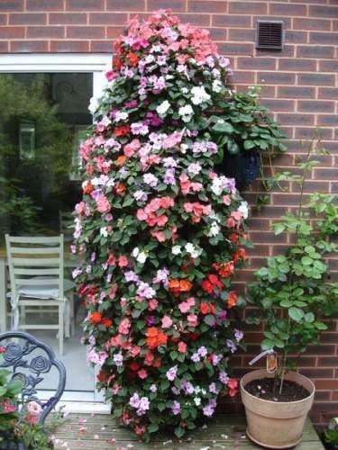 Polanter Vertical Horizontal Hanging Gardening Flower
