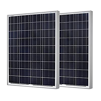Best Cheap Deal for RENOGY® 100 Watt 100w Polycrystalline Photovoltaic PV Solar Panel Module 12V Battery Charging by Renogy - Free 2 Day Shipping Available