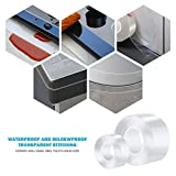 Caulk Strip PMMA Self Adhesive Waterproof Sealing