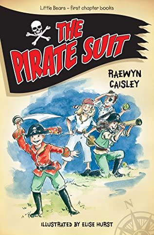 book cover of The Pirate Suit