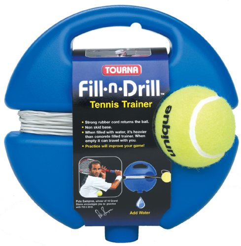 Tourna Fill   Drill Tennis Trainer