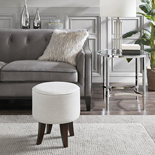 Madison Park Ottoman Natural/See below by Madison Park