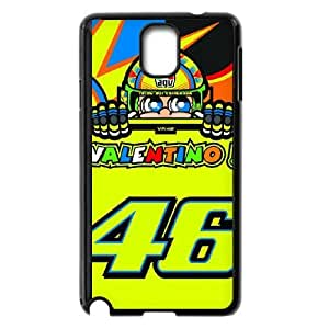 Samsung Galaxy Note 3 phone cases Black Valentino Rossi Phone cover PQS5141578