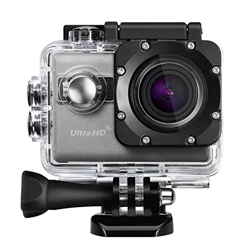 cymas 4k wifi action camera 20mp ultra hd waterproof. Black Bedroom Furniture Sets. Home Design Ideas