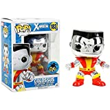 Funko - Figurine Marvel X-Men - Colossus Chrome Exclu Pop 10cm - 0889698110426