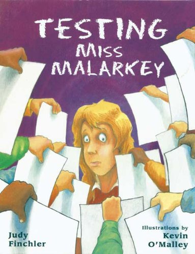 Testing Miss Malarkey (Turtleback School & Library Binding Edition) PDF