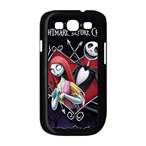 Customize Cartoon Nightmare Before Christmas Back Case for Samsung Galaxy S3 i9300 JNS3-1581