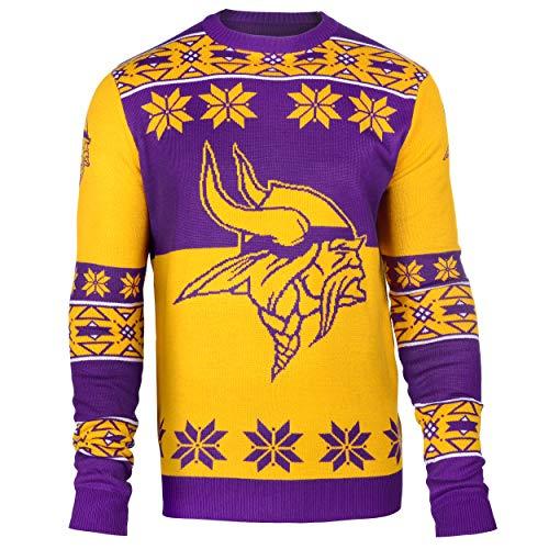 dbecc1c580 Minnesota Vikings Ugly Sweaters