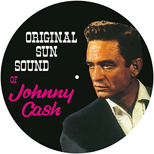 Original Sun Sound Of Johnny Cash (Picture Disc) (The Original Sun Sound Of Johnny Cash)